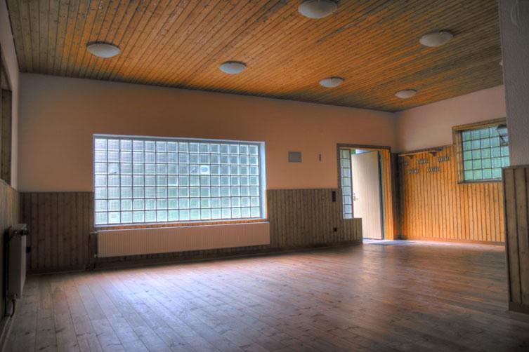 Nebengebäude-Mehrzweckraum